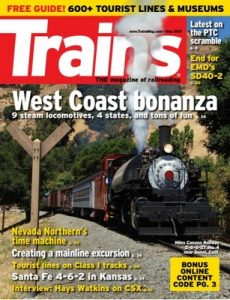 Trains – May, 2018 [PDF]