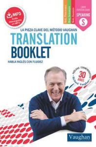 Translation booklet pocket – Richard Vaughan [ePub & Kindle]