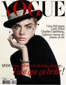 Vogue Paris – October, 2017 [PDF]