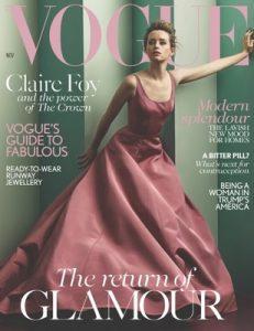 British Vogue – November, 2017 [PDF]