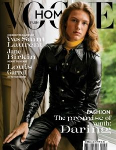 Vogue Hommes English Version – November, 2017 [PDF]