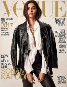 Vogue India – November, 2017 [PDF]