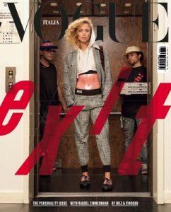 Vogue Italia – Novembre, 2017 [PDF]