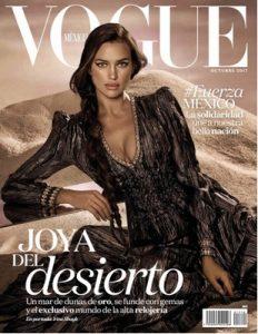 Vogue México – Novembre, 2017 [PDF]