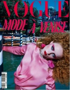 Vogue Paris – November, 2017 [PDF]