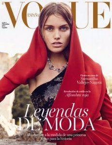 Vogue Spain – December, 2017 [PDF]