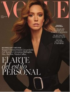 Vogue Spain – November, 2017 [PDF]