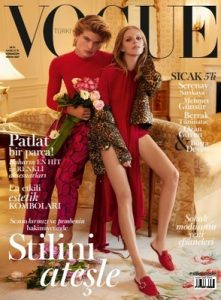 Vogue Turkey – March, 2017 [PDF]