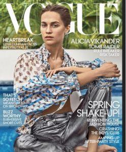 Vogue USA – March, 2018 [PDF]
