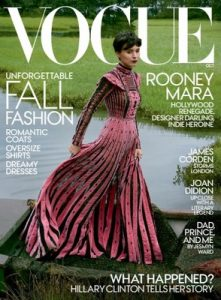Vogue USA – October, 2017 [PDF]