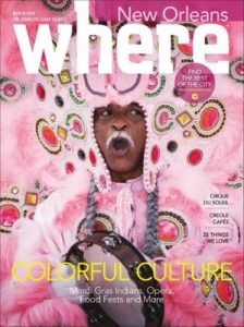 Where New Orleans – March, 2018 [PDF]