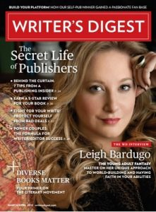 Writer's Digest – March, 2018 [PDF]