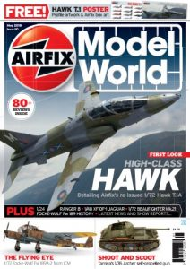 Airfix Model World – Issue 90, May 2018 [PDF]