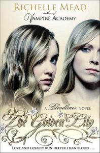 Bloodlines: The Golden Lily (book 2) – Richelle Mead [ePub & Kindle] [English]