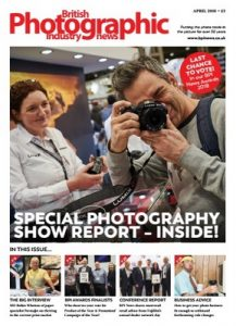 British Photographic Industry News – April, 2018 [PDF]