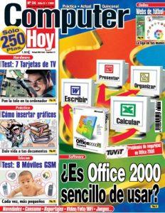 Computer Hoy Número 24, 1999 [PDF]