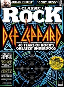 Classic Rock UK – Issue 248, 2018 [PDF]