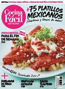 Cocina Fácil – Abril, 2018 [PDF]