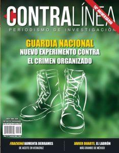 Contralínea – 16 Abril, 2018 [PDF]