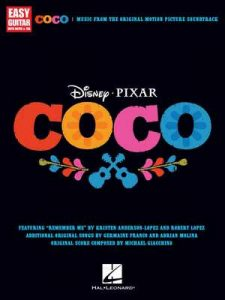 Disney/Pixar's Coco Songbook: Music from the Original Motion Picture Soundtrack (Easy Guitar) – Divers Auteurs [ePub & Kindle] [English]