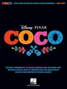 Disney/Pixar's Coco Songbook: Music from the Original Motion Picture Soundtrack (Easy Piano Songbook) – Divers Auteurs [ePub & Kindle] [English]