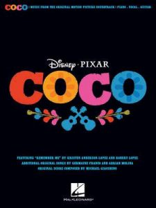 Disney/Pixar's Coco Songbook: Music from the Original Motion Picture Soundtrack (Piano/Vocal/Guitar Songbook) – Divers Auteurs [ePub & Kindle] [English]
