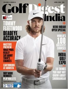 Golf Digest India – April, 2018 [PDF]
