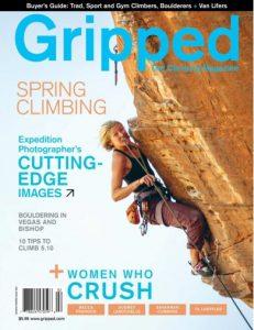 Gripped – April, 2018 [PDF]