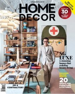 Home & Decor – April, 2018 [PDF]