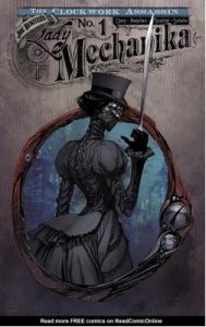 Lady Mechanika: Lost Boys of West Abbey #2 [PDF] [English]