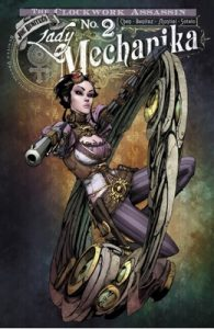 Lady Mechanika: The Clockwork Assassin #2 [PDF] [English]