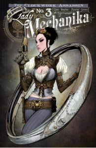 Lady Mechanika: The Clockwork Assassin #3 [PDF] [English]
