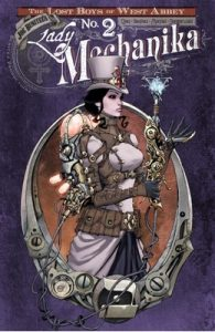 Lady Mechanika: Lost Boys of West Abbey #1 [PDF] [English]