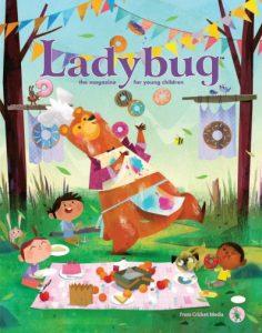Ladybug – April, 2018 [PDF]