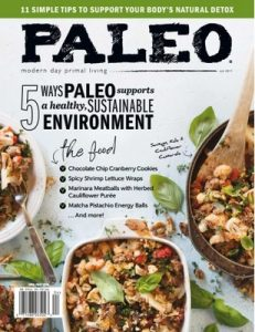 Paleo Magazine – April/May, 2018 [PDF]