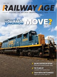 Railway Age – April, 2018 [PDF]