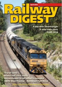 Railway Digest – April, 2018 [PDF]
