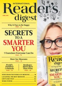 Reader's Digest International – April, 2018 [PDF]
