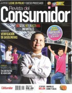 Revista del Consumidor México – Abril, 2018 [PDF]