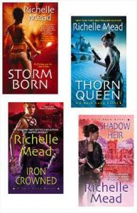 Richelle Mead Dark Swan Bundle: Storm Born, Thorn Queen, Iron Crowned & Shadow Heir – Richelle Mead [ePub & Kindle] [English]