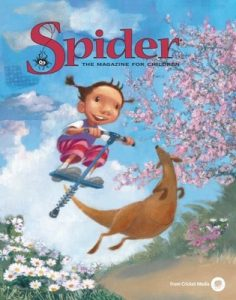 Spider – April, 2018 [PDF]