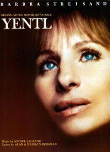 Yentl — Original Motion Picture Soundtrack: Piano/Vocal/Chords – Michel Legrand, Alan Bergman, Marilyn Bergman [ePub & Kindle] [English]