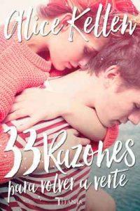 33 Razones para volver a verte (Titania fresh) – Alice Kellen [ePub & Kindle]