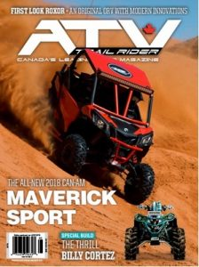 ATV Trail Rider – May-June, 2018 [PDF]