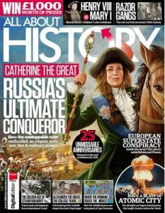 All About History UK – #60, 2018 [PDF]