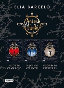 Anima Mundi (pack) – Elia Barceló [ePub &  Kindle]