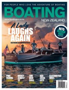Boating New Zealand – May, 2018 [PDF]