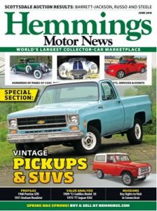 Hemmings Motor News – June, 2018 [PDF]