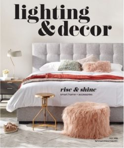 Lighting & Decor – May, 2018 [PDF]