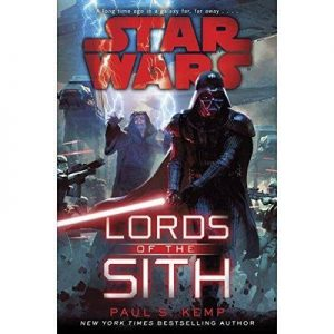 Lords of the Sith: Star Wars – Paul S. Kemp [Narrado por Jonathan Davis] [Audiolibro] [English]